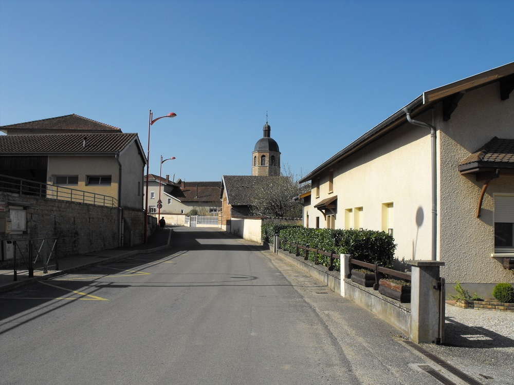 Village saint julien sur veyle