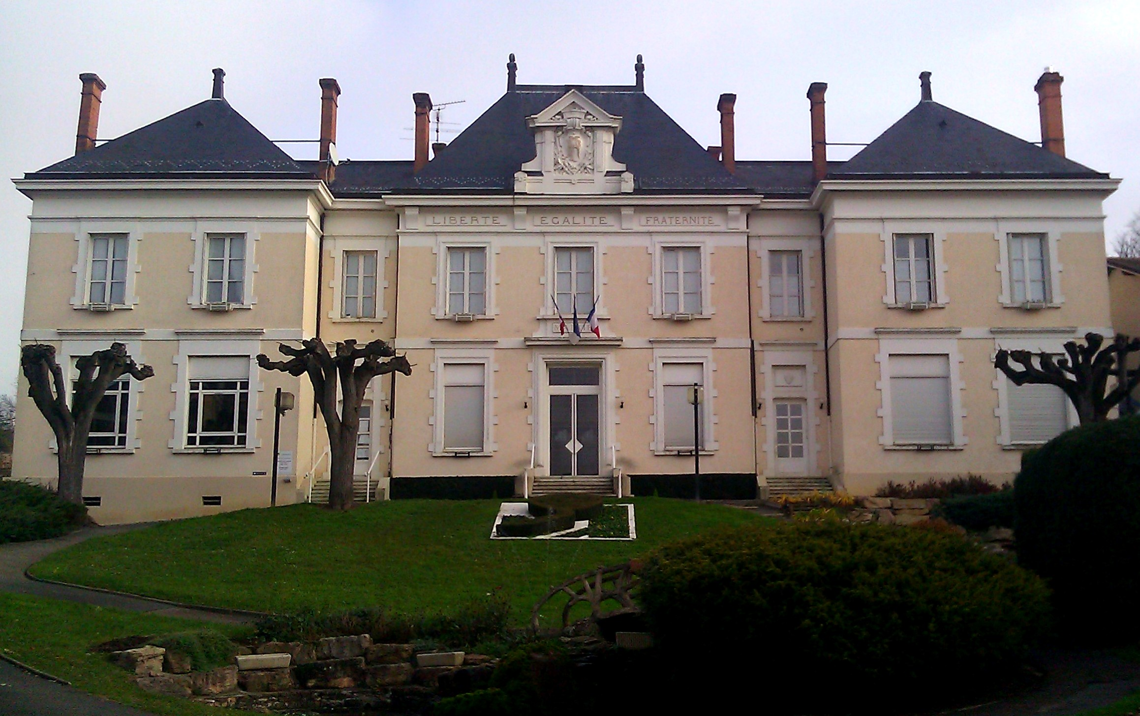 Mairie_Reyrieux